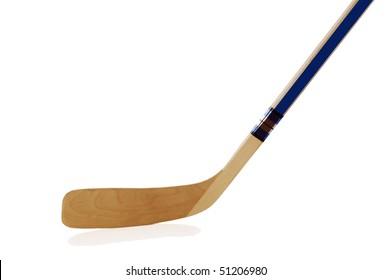 Ice hockey stick
