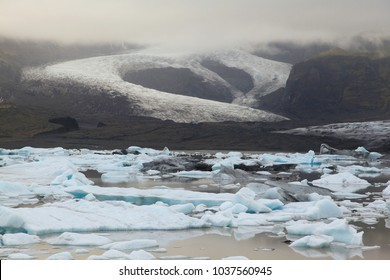 Ice Lagoon in Iceland