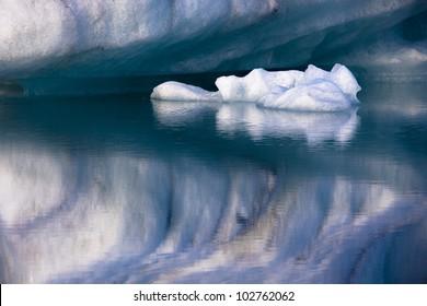 Ice Lake, Iceland