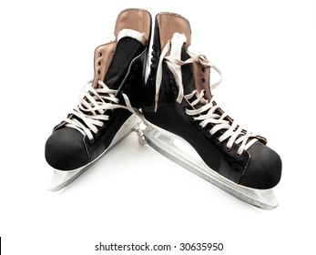 Ice skate vintage