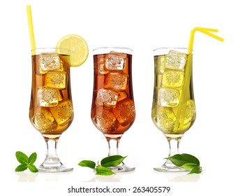 Ice tea mix