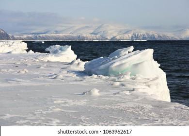 Ice Toros, Gertner Bay, Magadan
