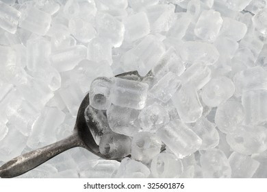 ice Tube in the bucket