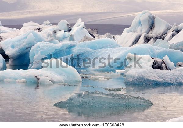 Icebergs, Icelands