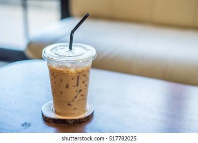 Iced Coffee , Coffee