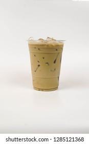 iced coffee esspresso cappuchino