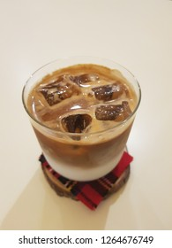 an iced latte that tastes better in summer