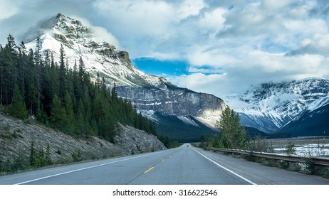 Icefields Parkway - Canada Route 93A