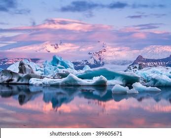 Jökulsà ¡rlón, IJsland