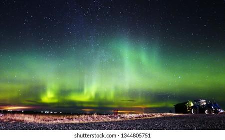 ICELAND AURORA STARRINIGHT
