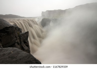 Iceland enormous Waterfalls