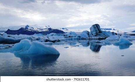 Iceland Glacier Lagoon Joekulsarlon
