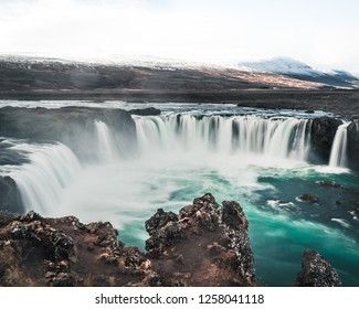 Iceland – Godafoss Long Exposure