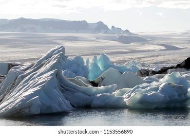 Iceland iceberg miracle
