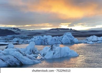 Iceland - Jokulsarlon iceberg
