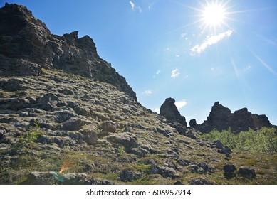 Iceland Landscapes Nature