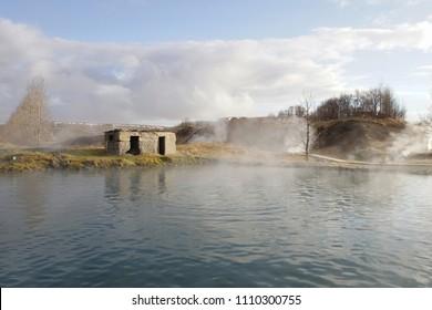 Iceland Secret Lagoon