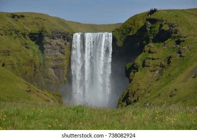 Iceland Skogar