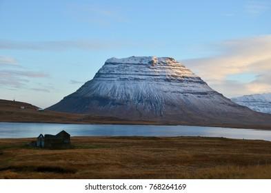 Iceland Snaefellsnes peninsula Kirkjufell