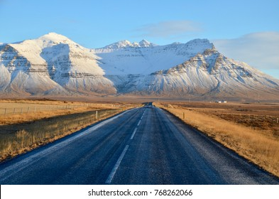 Iceland Snaefellsnes peninsula landscape