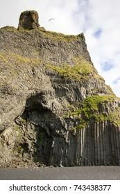 Iceland (Summer) - The Reynishverfi (Black Beach)