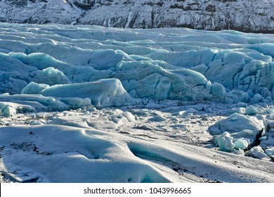 Iceland Svinafellsjokull Vatnajokull