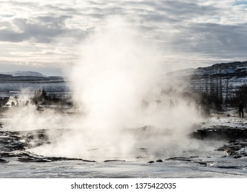 Iceland Winter landscapes
