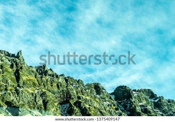 Iceland Winter landscapes