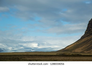 Icelandic landscapes South of the island