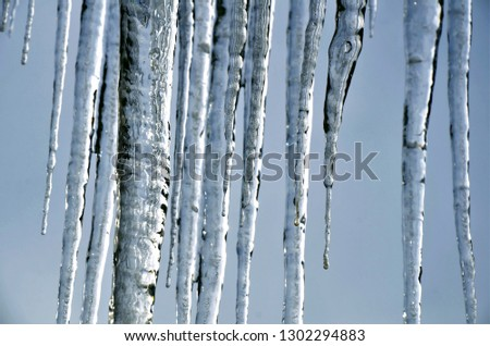 icicles background wallpaper
