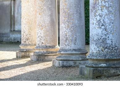 Ickworth colums