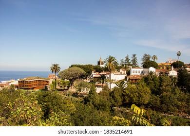 Icod de los Vinos, Santa Cruz de Tenerife,  Canary Islands  - Shutterstock ID 1835214691