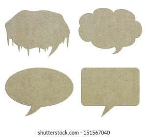 Icon word paper quotes icon