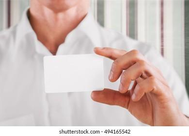 Id card.