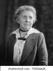Ida Tarbell ca. 1910-1920, after her 'muckraking' years at McClure's magazine. In the 1910s and 1920 she wrote longer works including: THE TARIFF OF OUT TIMES, 1912; THE BUSINESS OF BEING A WOMAN, 191