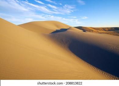 Idaho desert