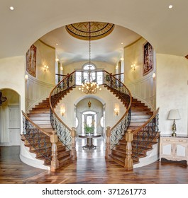 18, 2008 The Grand Staircase With Walnut