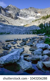 Idaho wilderness near Sun Valley, Idaho