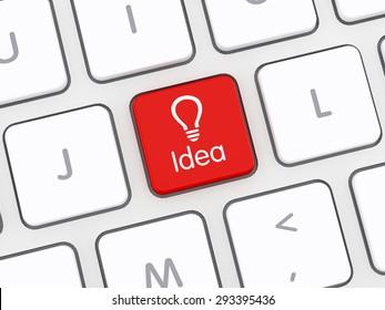 Idea Computer Keyboard