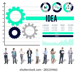Idea Planning Solution Tactics Thoughts Concept