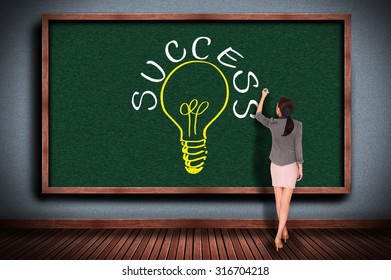 idea and successful concept
