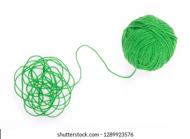 Tangled Yarn Images Stock Photos Vectors Shutterstock