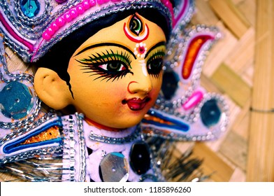 Idols of Goddess Durga for sale