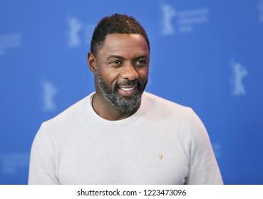 Idris Elba poses at the 'Yardie' photo call during the 68th Berlinale International Film Festival Berlin at Grand Hyatt Hotel on February 22, 2018 in Berlin, Germany.