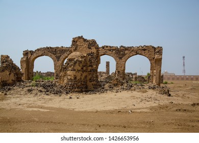 idrisid houses historic in jizan saudi arabia