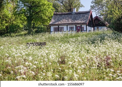 Idyllic country cottage