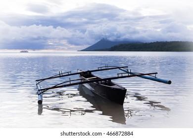 Idyllic paradise at Bunaken, North Sulawesi - Indonesia
