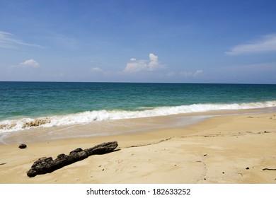 Idyllic Scene Beach ,Thailand
