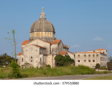 Iglesia de Jesus de Miramar in the Roman Catholic Archdiocese of San Cristobal de la Habana, Cuba