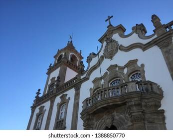 Igreja da Misericordia (Church of Mercy) in Viseu, Portugal